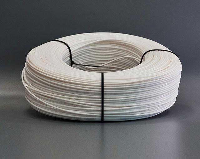 """Пруток сварочный ПП """"KONEKT"""" круглый, 4 мм, натуральный, 5 кг"""