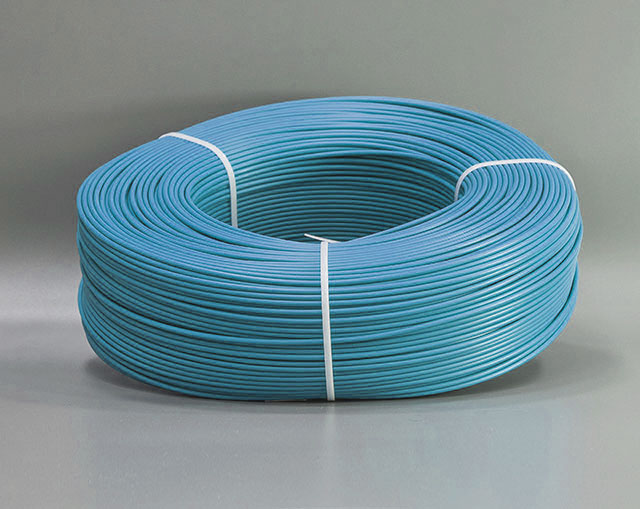 """Пруток сварочный ПП """"KONEKT"""" круглый 4 мм, светло-голубой, 5 кг"""
