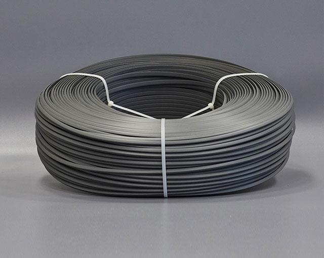 """Пруток сварочный ПП, """"KONEKT"""", треугольный, 3*3*5 мм, серый, 5 кг"""