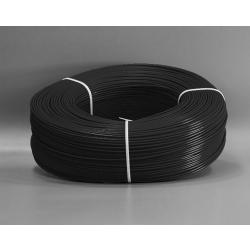 """Пруток сварочный ПП """"KONEKT"""" круглый, 3 мм, черный, 5 кг"""